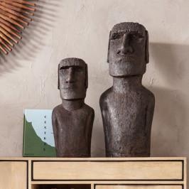 Beeld Moai Paaseiland