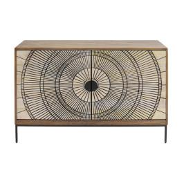 Houten design dressoir