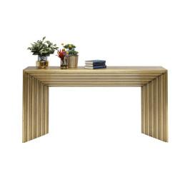 Gouden sidetable houtsnijwerk