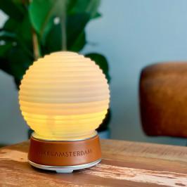 Aroma verdamper met multicolor LED