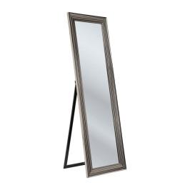 Staande spiegel zilver