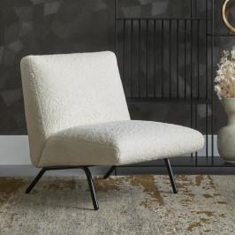 Zachte teddy fauteuil modern
