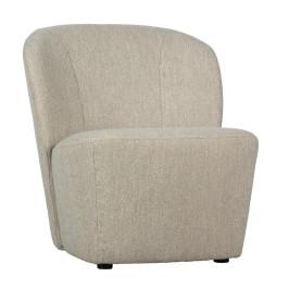 Bouclé fauteuil