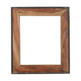 Spiegel van sheeshamhout