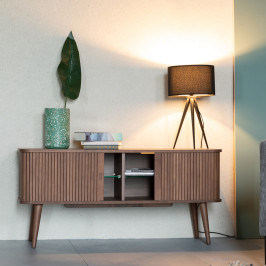 Walnoot tv-dressoir