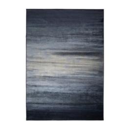Machine geweven blauw tapijt