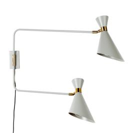 Verstelbare design leeslamp
