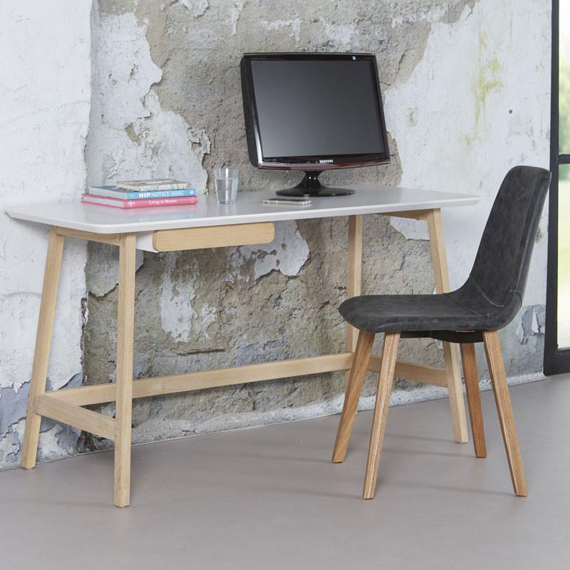 bureau mat wit mdf giani blunt. Black Bedroom Furniture Sets. Home Design Ideas