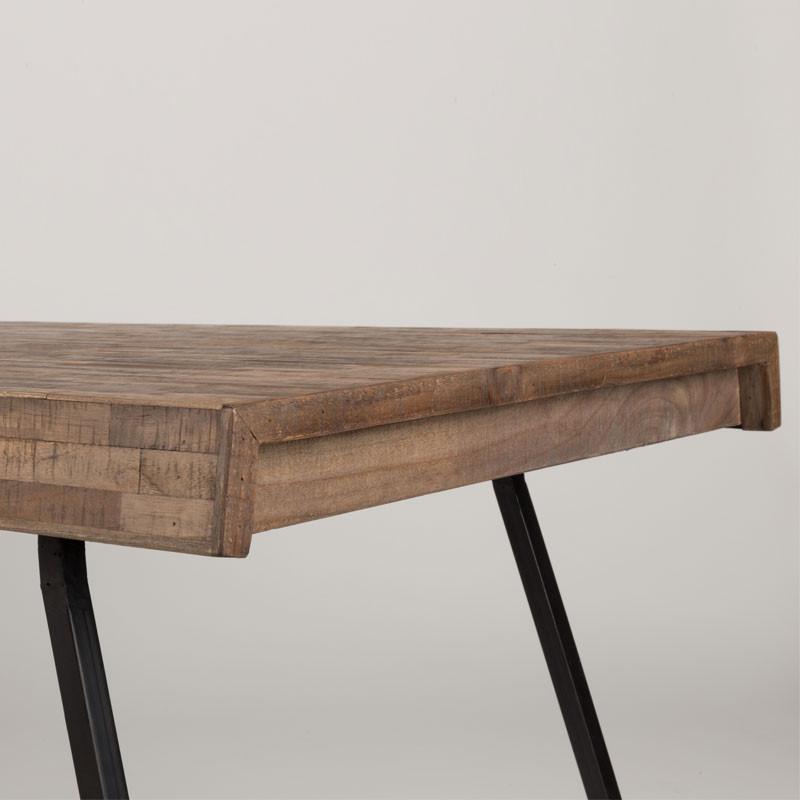 Moderne Eettafel Hout.Design Eettafel Hout Zuiver Suri Lumz Be