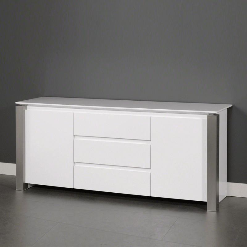 Dressoir Hoogglans Wit Aanbieding.Wandkast Hoogglans Wit Elegant Aanbieding Moderne Hoogglans Witte