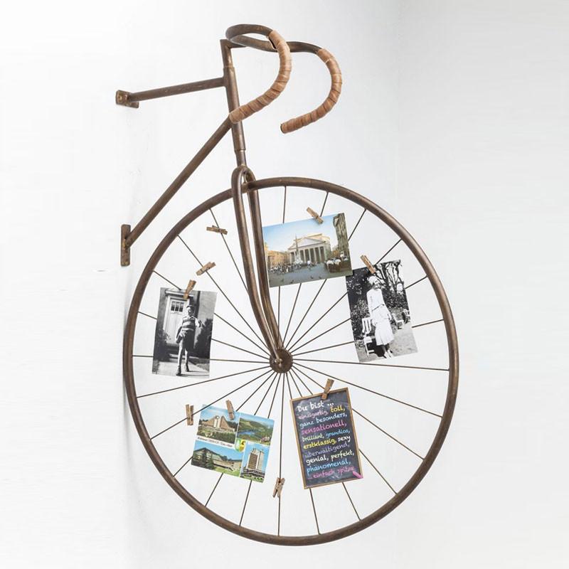 Wanddecoratie Met Fotos.Kare Design Bike Wanddecoratie Voor Foto S Onlinedesignmeubel Be