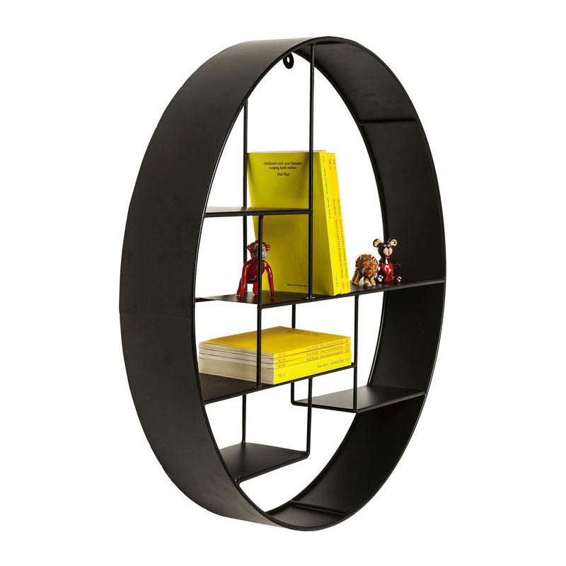 kare design geometrix wanddecoratie cirkel lumz