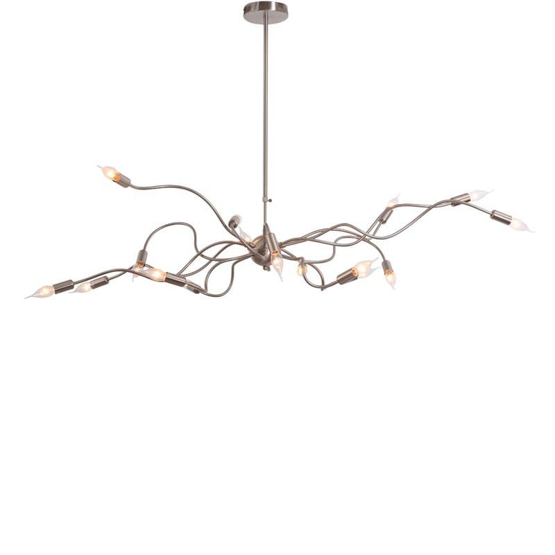 moderne hanglamp iluce decadent. Black Bedroom Furniture Sets. Home Design Ideas
