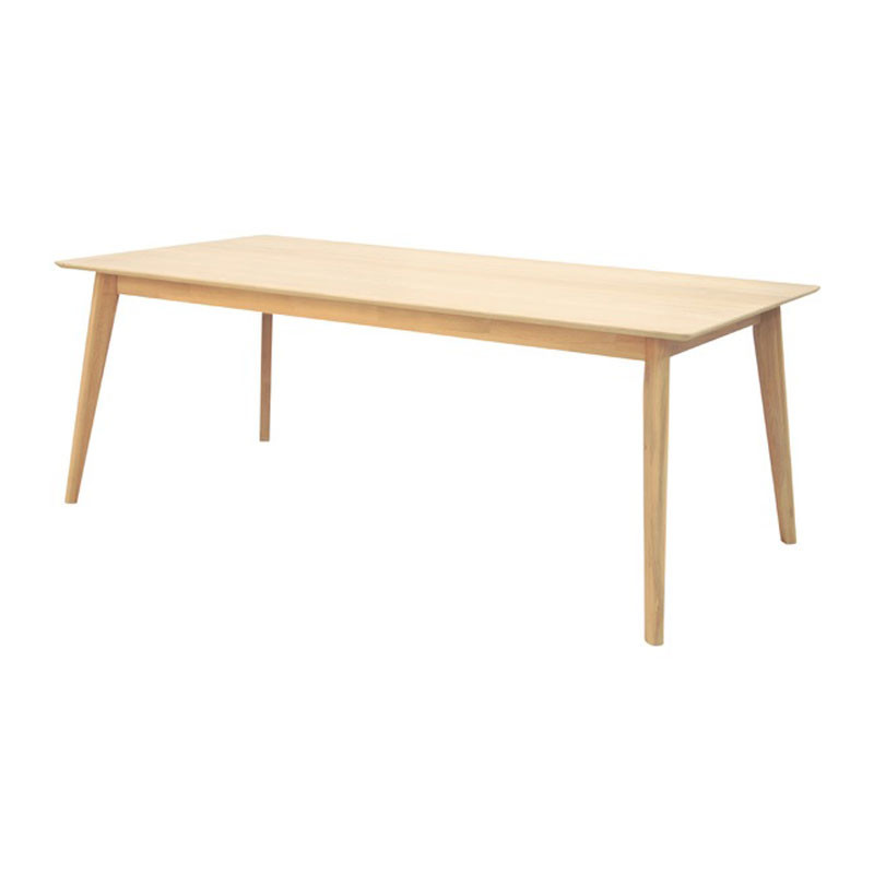 moderne houten tafel