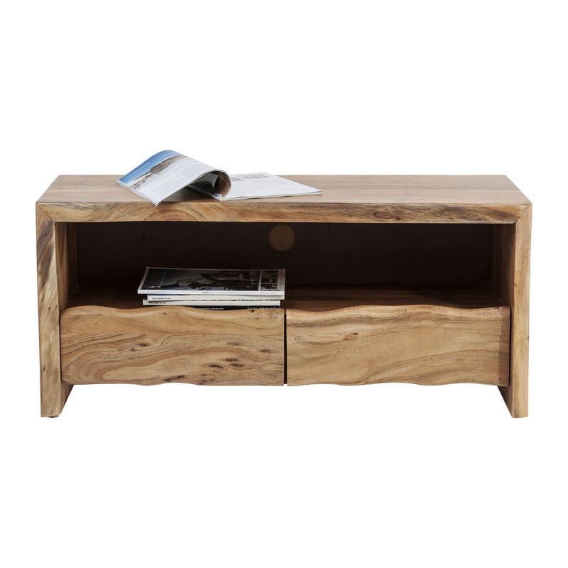 tv meubel 100cm kare design pure nature. Black Bedroom Furniture Sets. Home Design Ideas