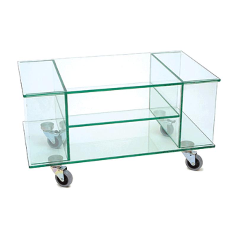 tv meubel glas adele w online kopen. Black Bedroom Furniture Sets. Home Design Ideas