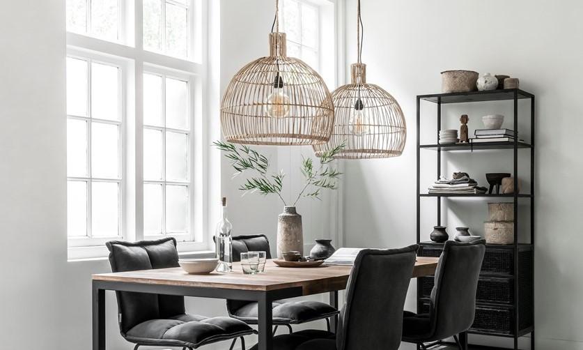 Zo kies je de juiste lamp voor jouw eettafel